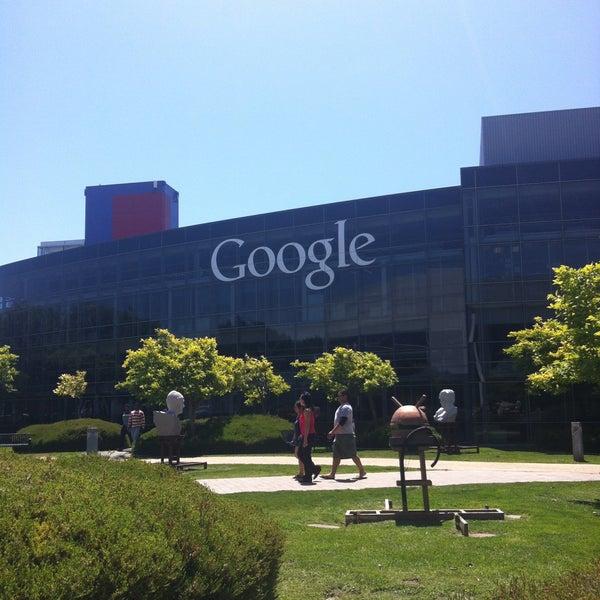Google Office Irvine 1: Googleplex