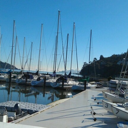 Photo taken at San Francisco Yacht Club by Sherri N. on 1/2/2013