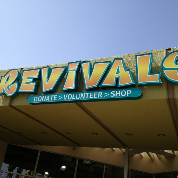 Revivals stores palm springs ca for Shopping in palm springs ca