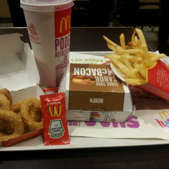 Photo taken at McDonald's by Carla M. on 5/3/2012