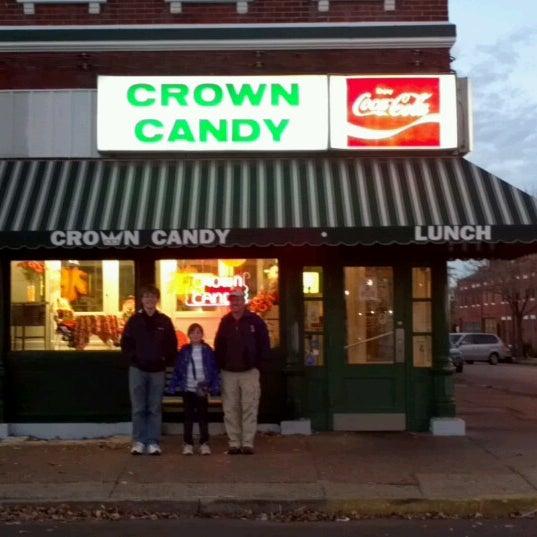 Crown Candy Kitchen Cream Menu