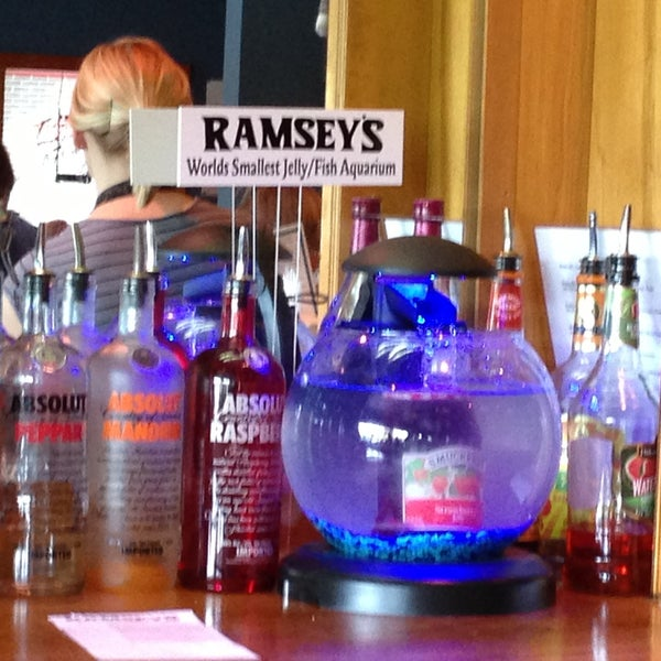 Photo taken at Ramsey's Diner by Sean J. on 4/28/2013