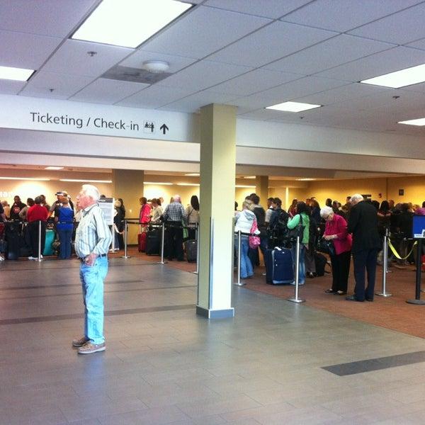 Photo taken at Phoenix-Mesa Gateway Airport (AZA) by Adela H. on 4/18/2013