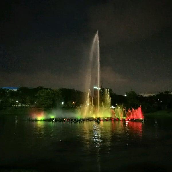 Photo taken at Queen Sirikit Park by Prapat C. on 10/6/2016