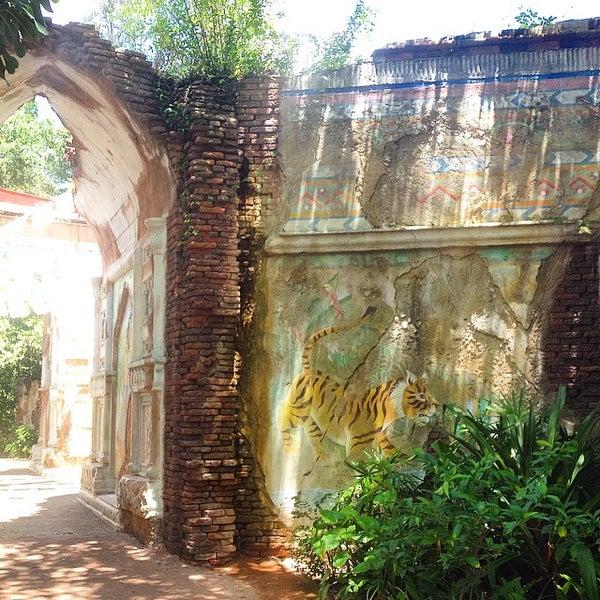 Photo taken at Maharajah Jungle Trek by Jonathan R. on 5/9/2015