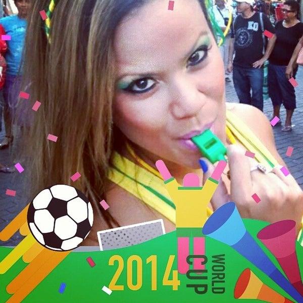 Photo taken at Belo Jardim by Thaty R. on 6/23/2014