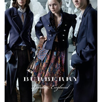 Photo taken at Burberry by Yext Y. on 9/21/2016