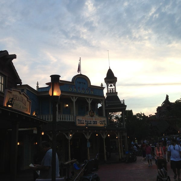 Photo taken at Frontierland by Jo  G. on 5/11/2013