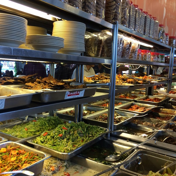 Photo taken at Restoran Sambal Hijau by michelle on 6/13/2015