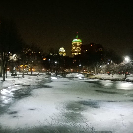 Photo taken at The Esplanade by Mike G. on 12/28/2013