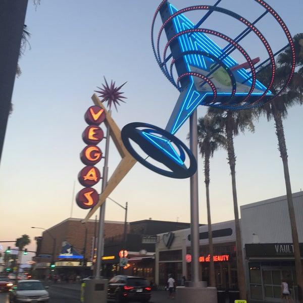 Photo taken at Downtown Las Vegas by Oscar Daniel F. on 6/27/2016