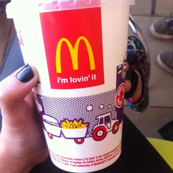 Photo taken at McDonald's by Daniela A. on 4/21/2014