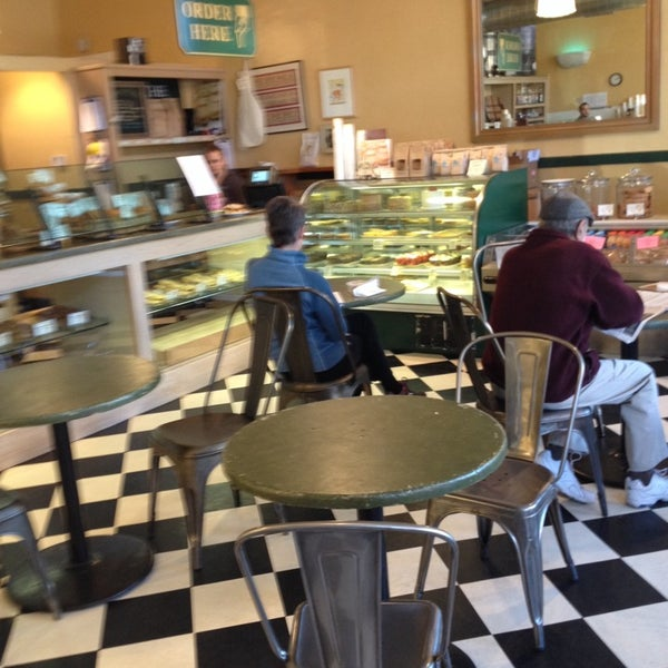 Photo taken at The Model Bakery by Jennifer T. on 1/23/2014