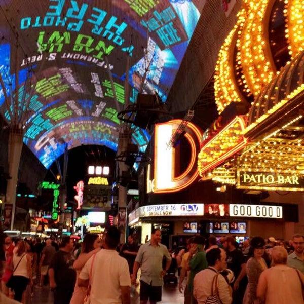 Photo taken at Downtown Las Vegas by Oğuzcan A. on 8/31/2016