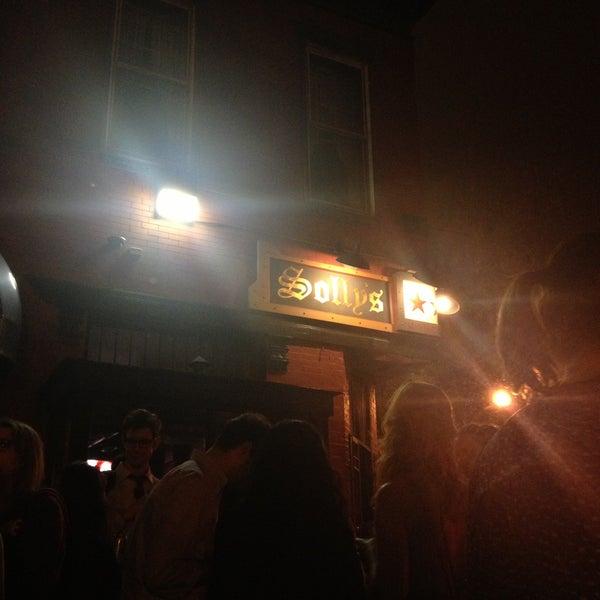 Photo taken at Solly's U Street Tavern by Robert C. on 4/13/2013