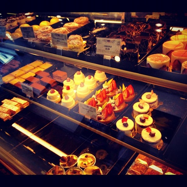 Photo taken at Cannelle Patisserie by JuliusOC D. on 5/17/2012