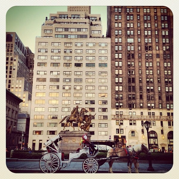 Photo taken at Grand Army Plaza by Armando C. on 7/14/2012