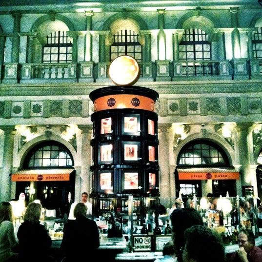 Photo taken at Otto Las Vegas by Chris on 8/21/2012