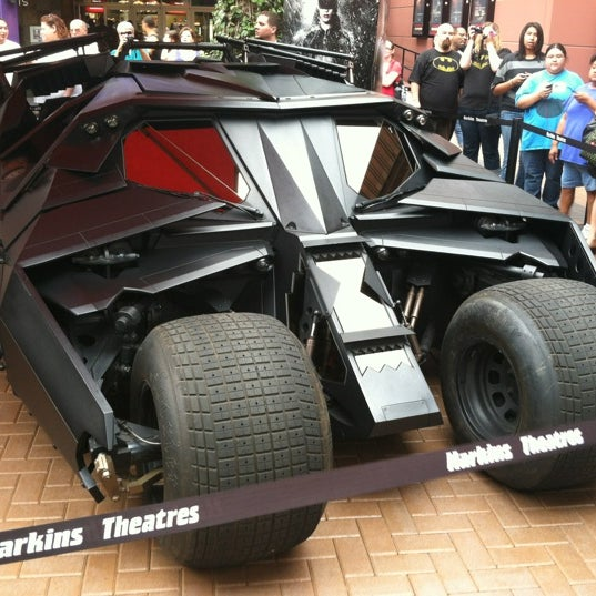Photo taken at Harkins Theatres Tempe Marketplace 16 by Colin D. on 7/4/2012