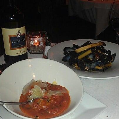 Photo taken at Davio's by AtlantaRestaurantBlog.com on 7/20/2012