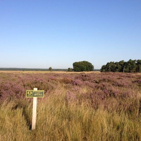 Photo taken at Nationaal Park De Hoge Veluwe by Lonneke on 8/19/2012