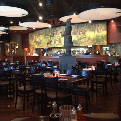 Photo taken at P.F. Chang's by Alejandro G. on 7/26/2012