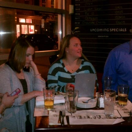 Photo taken at Iron Hill Brewery & Restaurant by Jason P. on 2/18/2012