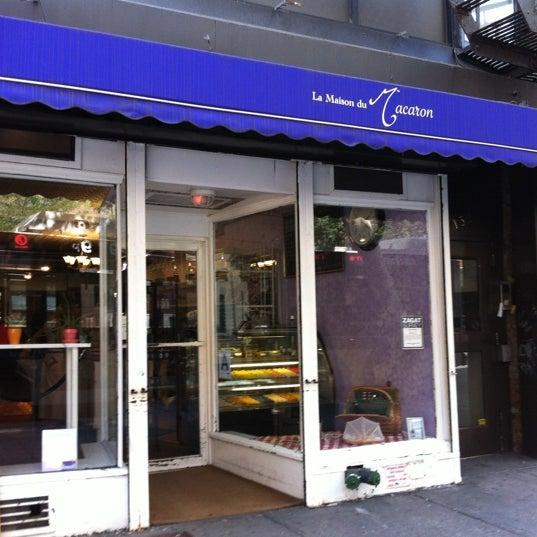 Photo taken at La Maison du Macaron by Joyce S. on 7/3/2012