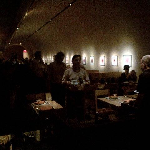 Photo taken at Bar Boulud by Hiemann L. on 9/30/2012