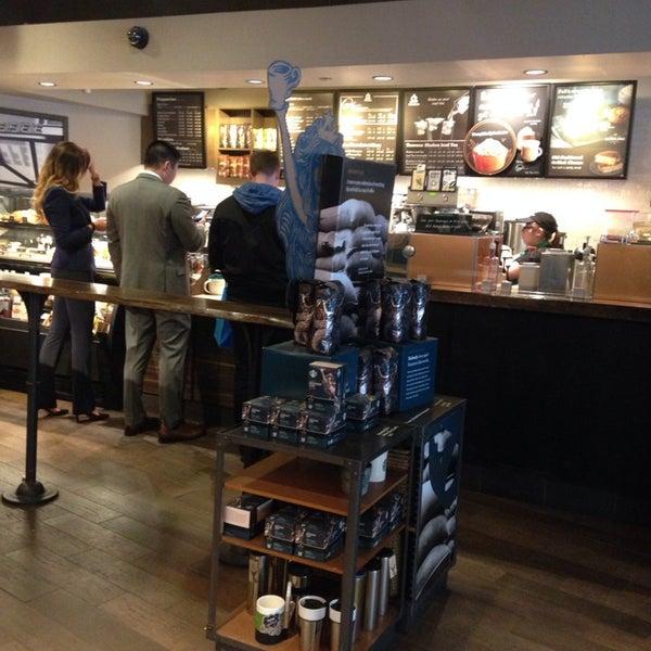 Photo taken at Starbucks by Carson W. on 9/13/2014
