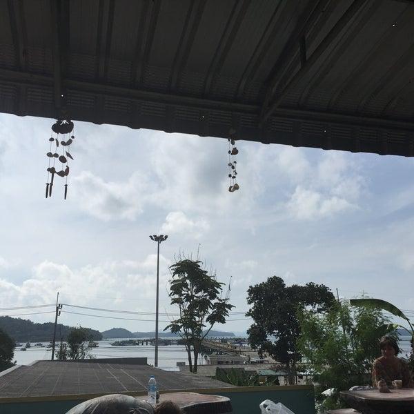Photo taken at Ao Por Pier by Rafael G. on 4/24/2015