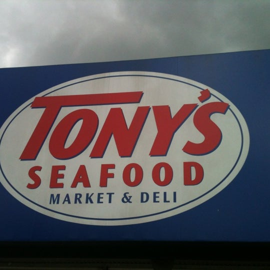 Tony 39 s seafood market deli mid city north 30 tips for Tonys fish market