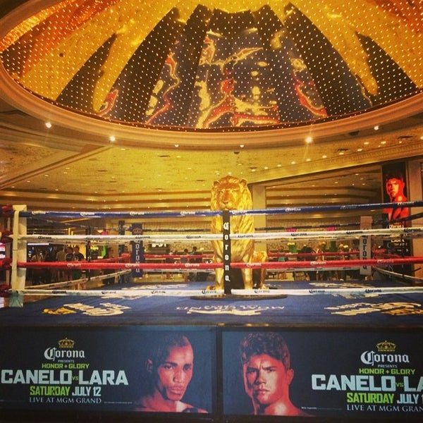 Photo taken at MGM Grand Hotel & Casino by Ana H. on 7/10/2014