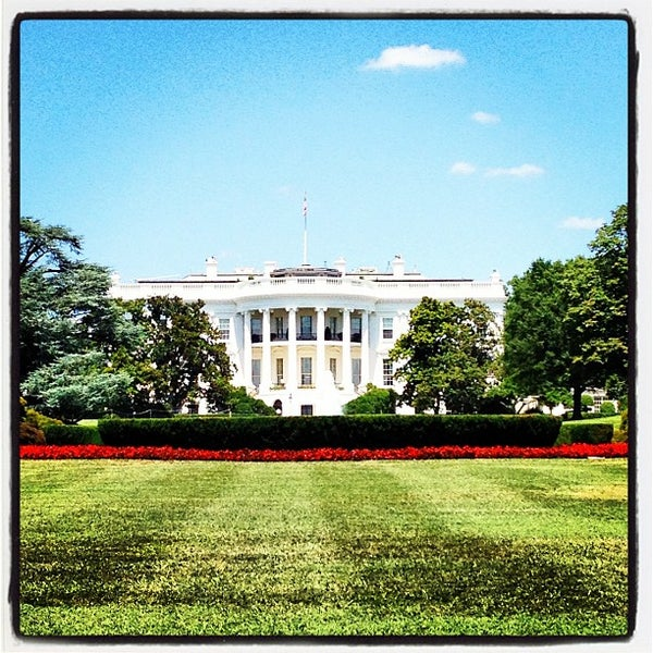 Photo taken at The White House by Kris G. on 7/25/2013