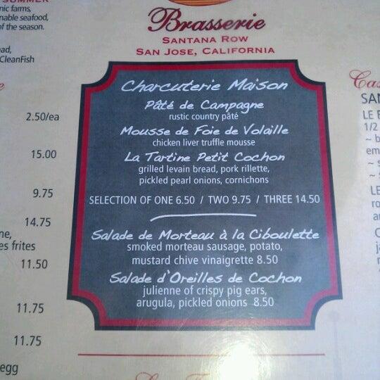 Photo taken at Left Bank Brasserie by Miruna Cristiana V. on 9/14/2012