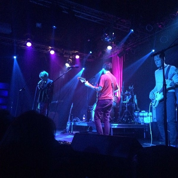 Photo taken at Highline Ballroom by Tammie T. on 3/5/2014