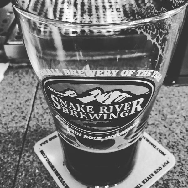 Photo taken at Snake River Brewery & Restaurant by MT W. on 2/28/2016