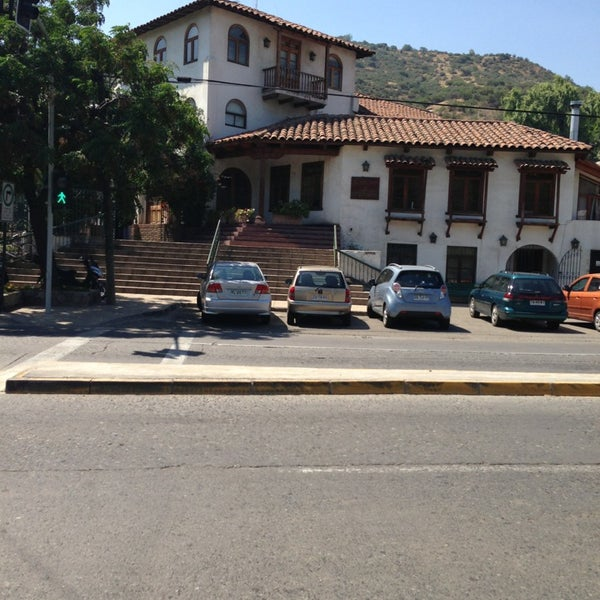 municipalidad de santiago de chile: