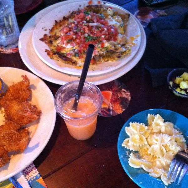 Photo taken at Bahama Breeze by Jennifer B. on 3/14/2013