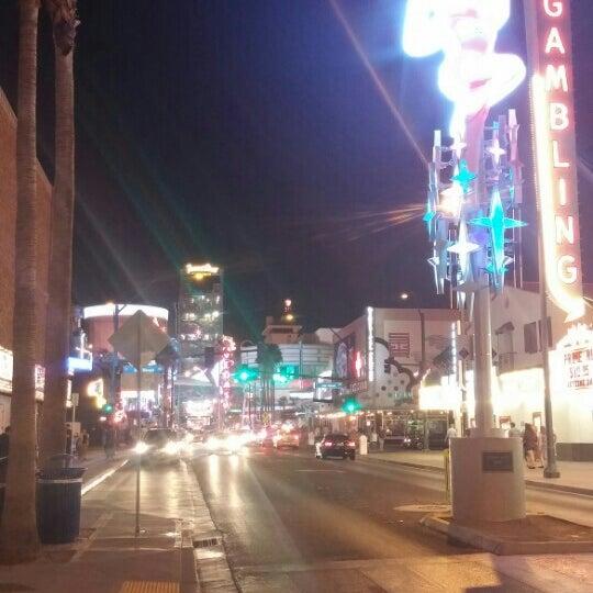 Photo taken at Downtown Las Vegas by Mert C. on 7/17/2016