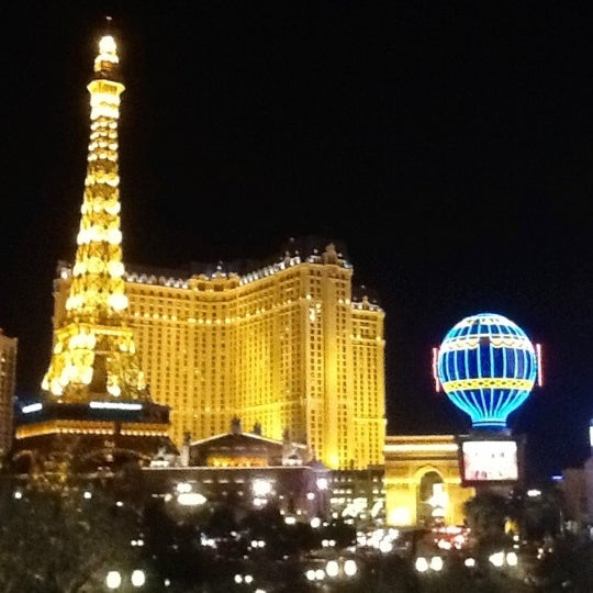 Photo taken at The Las Vegas Strip by Evgeny P. on 1/3/2013