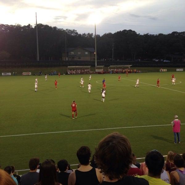 FSU women's soccer vs St Johns