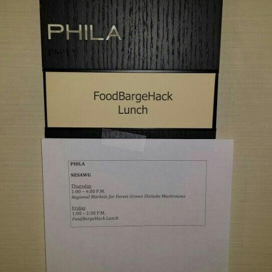 Photo taken at The Saratoga Hilton by Pete B. on 11/13/2015