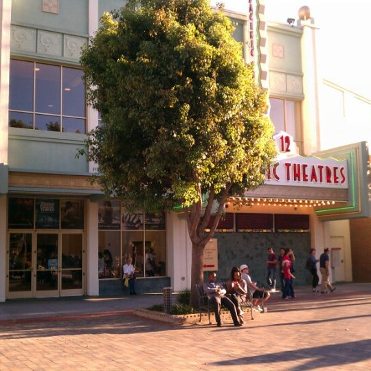 Photo taken at Pacific Theaters Culver Stadium 12 by JT T. on 11/4/2012