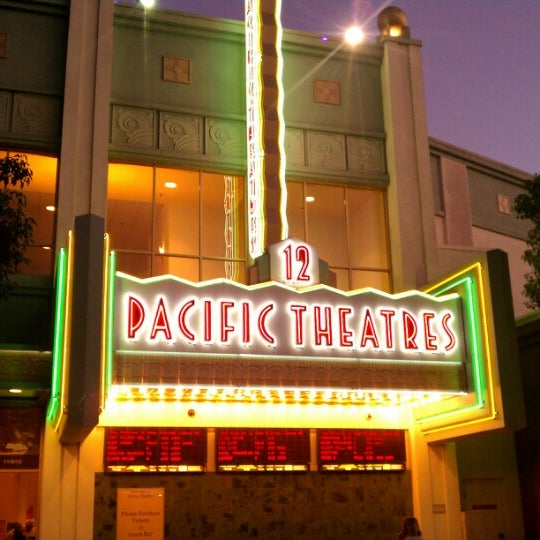 Photo taken at Pacific Theaters Culver Stadium 12 by JT T. on 10/28/2012