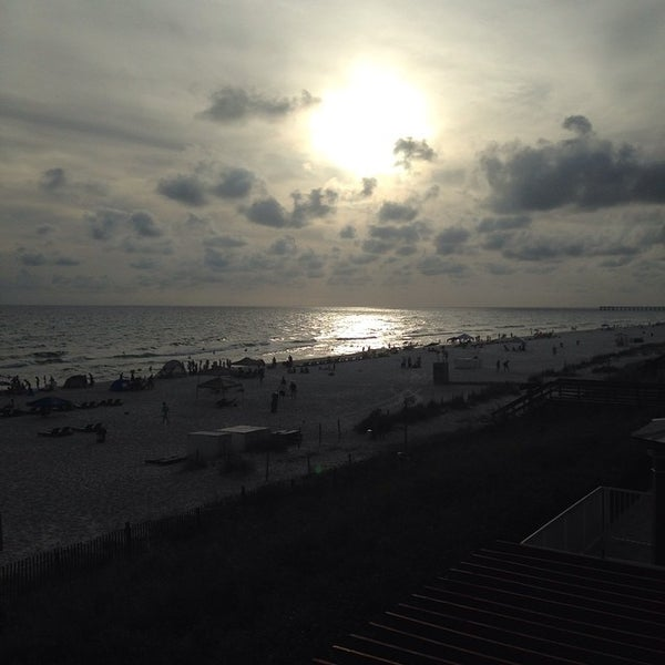 Photo taken at Majestic Beach Resort Panama City Beach by Mary W. on 8/30/2014