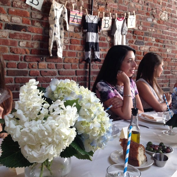 Photo taken at Frankies Spuntino 457 by Amy on 9/6/2014