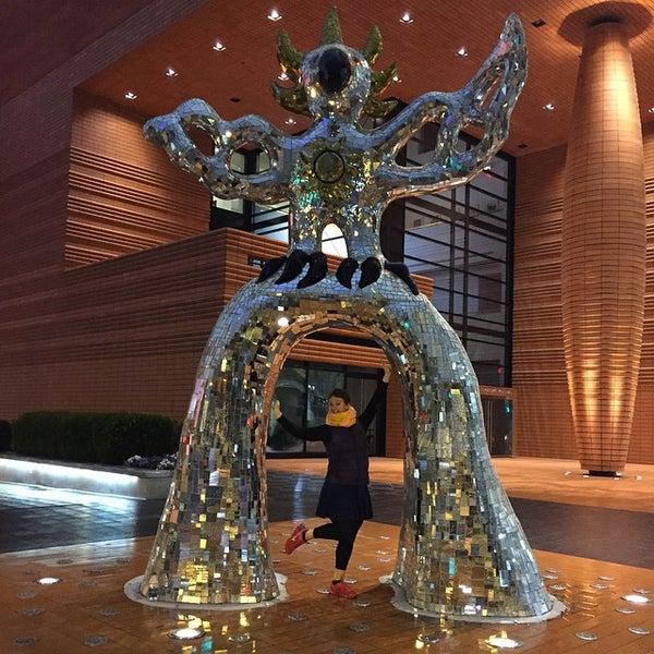 Photo taken at Bechtler Museum of Modern Art by 🐾 Arina 🐾 on 1/4/2015