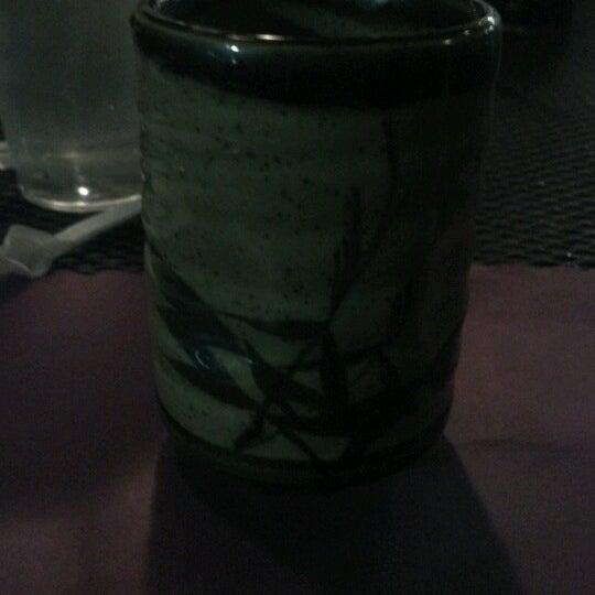 Photo taken at Sushi Cafe by Kema R. on 10/23/2012