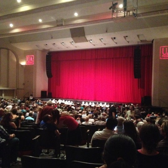 Photo taken at Centennial Hall by Gary M. on 10/21/2012